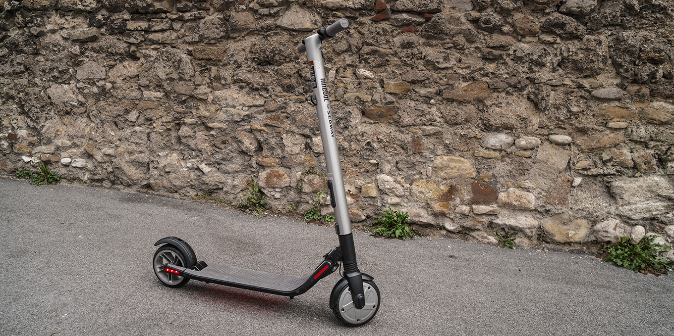 Ninebot by Segway KickScooter ES2 Review