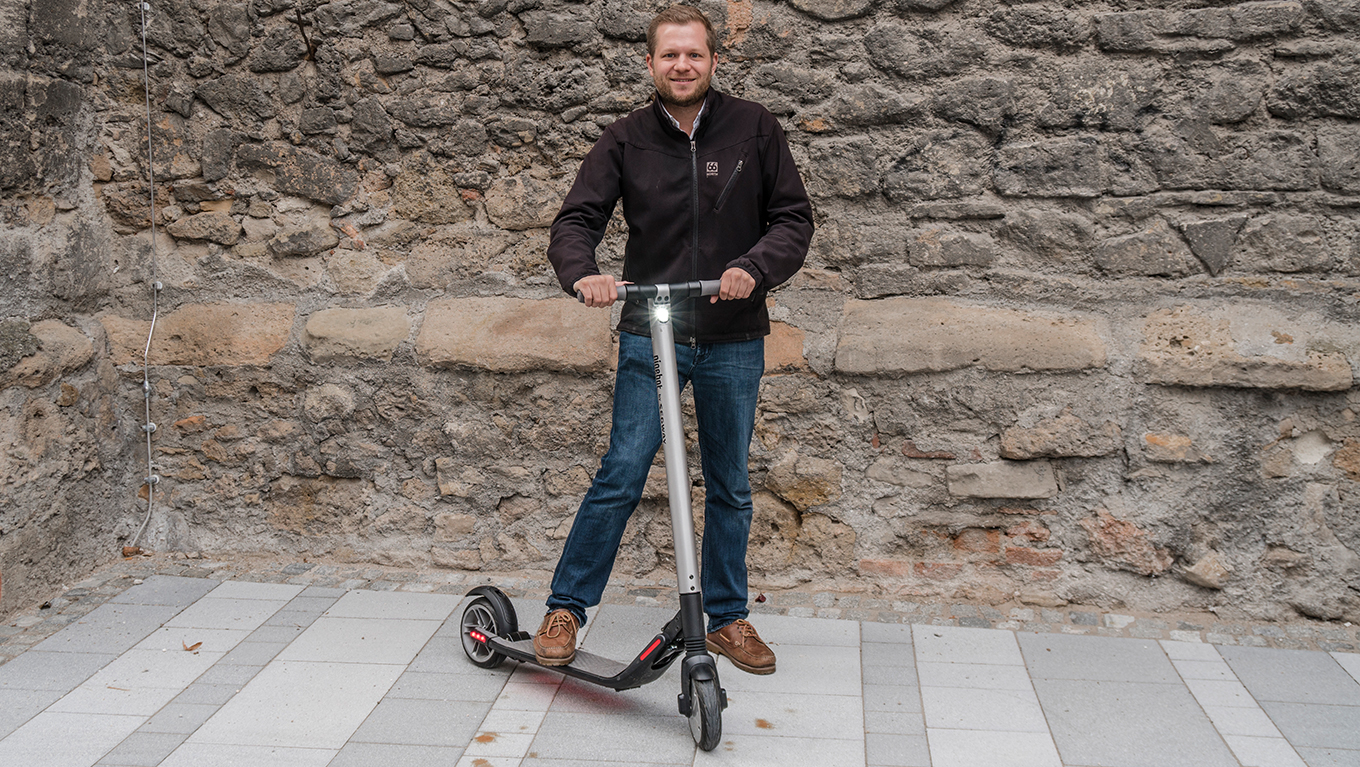 Ninebot ES2 (by Segway) Scooter - Review | elProducente com