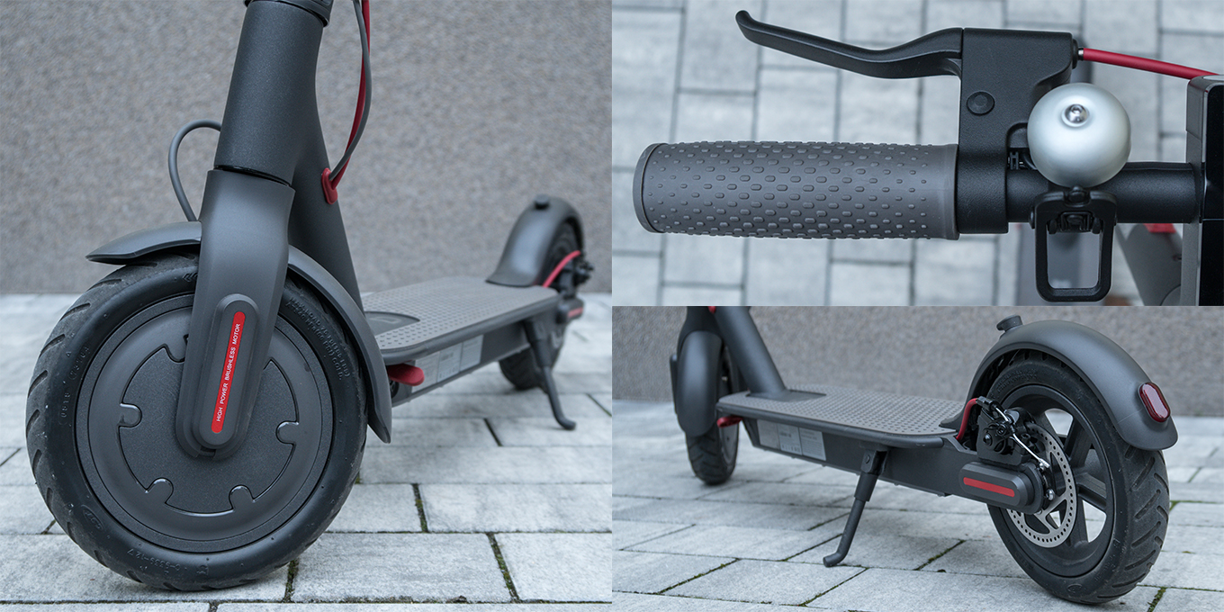 Xiaomi M365 Scooter - Front & Rear Break