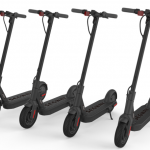 New e-Scooter Segway Max released at CES