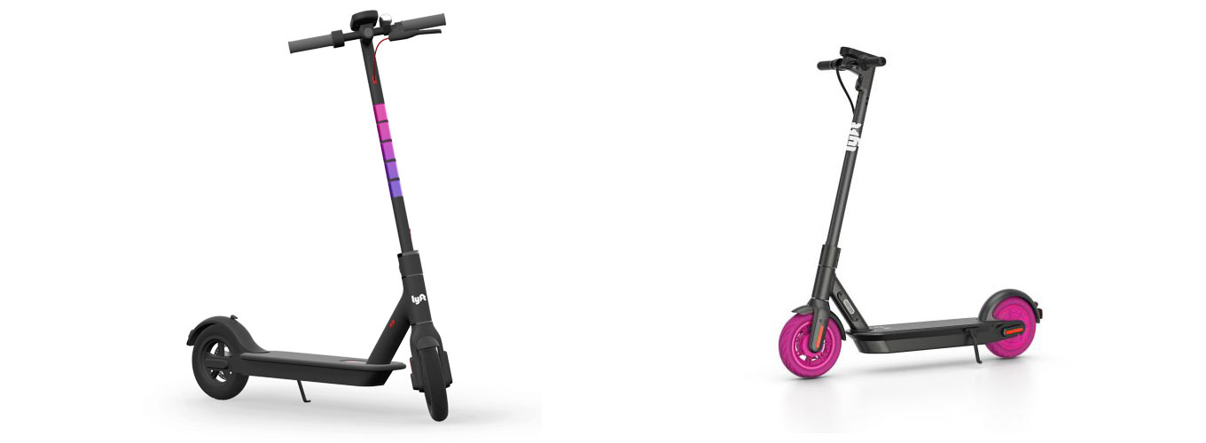 New e-scooter for Lyft - Segway Max
