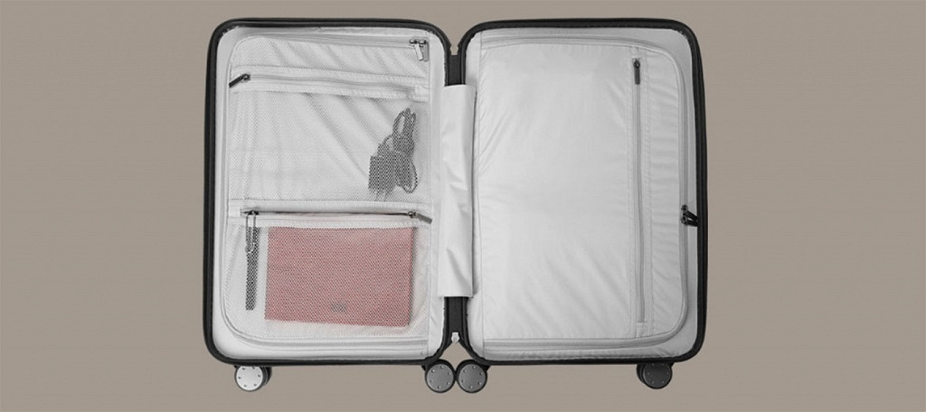 "20"" Xiaomi PC suitcase - Compartments"