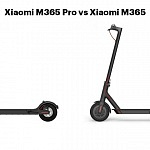 New Xiaomi M365 Pro vs Xiaomi M365 – Comparison