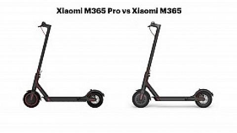 Xiaomi m365 vs segway es2