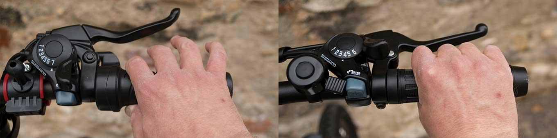 ADO A20 vs HIMO Z20 - Comparison review - Throttle Control