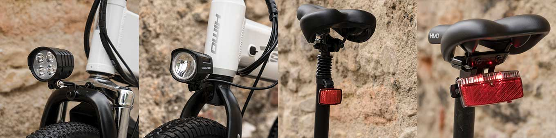 ADO A20 vs Xiaomi HIMO Z20 - comparison review - LED Lights