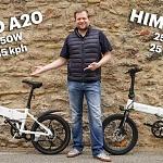 More speed, more power: ADO A20 vs Himo Z20 – comparison review