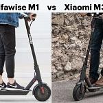 Alfawise M1 vs Xiaomi M365 Scooter – Comparison