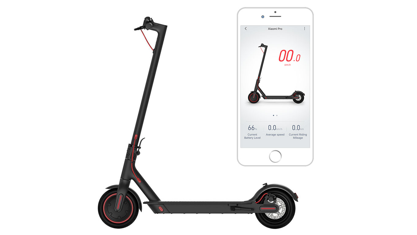 How to connect Xiaomi Scooter Pro / M365 with Mi Home App