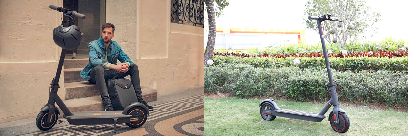 Ninebot Max vs Xiaomi Scooter Pro