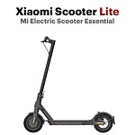 New 2020 model: Xiaomi Scooter Lite (Essential) – low price, entry level scooter
