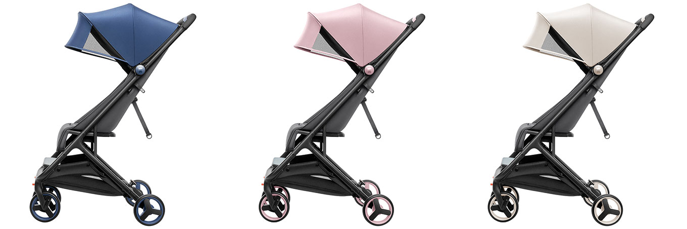 Xiaomi Travel Stroller - 3 available colors