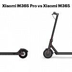 New Xiaomi M365 Pro vs Xiaomi M365 – Comparison